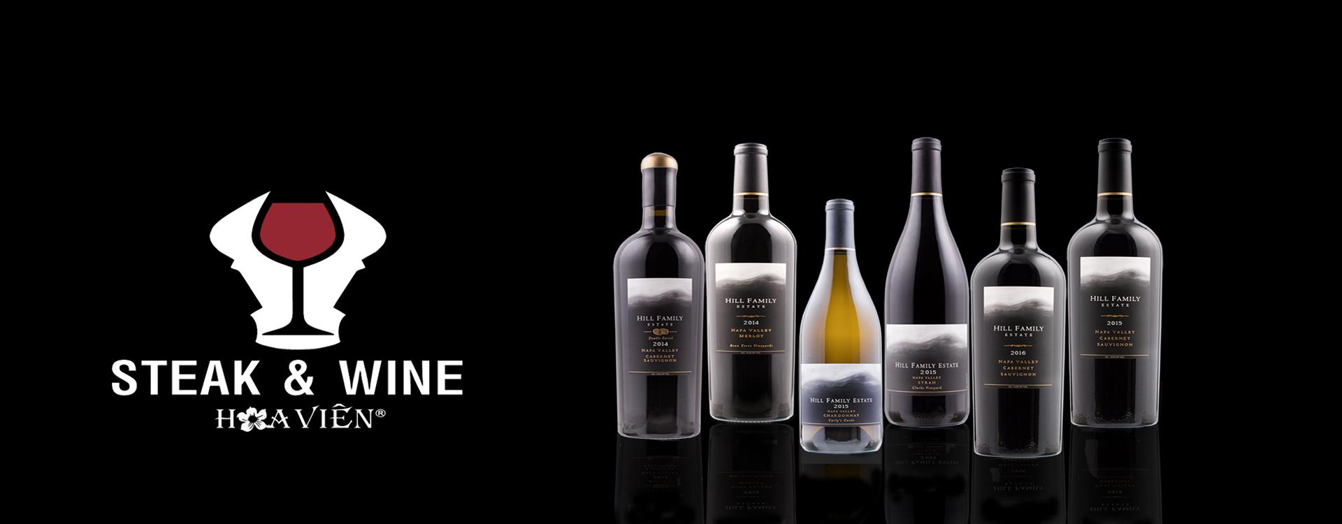 Rượu Vang - Hill Family